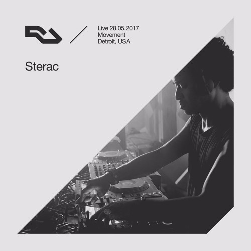 download → Sterac - live at The RA Underground Stage, Movement (Detroit) - 28-May-2017
