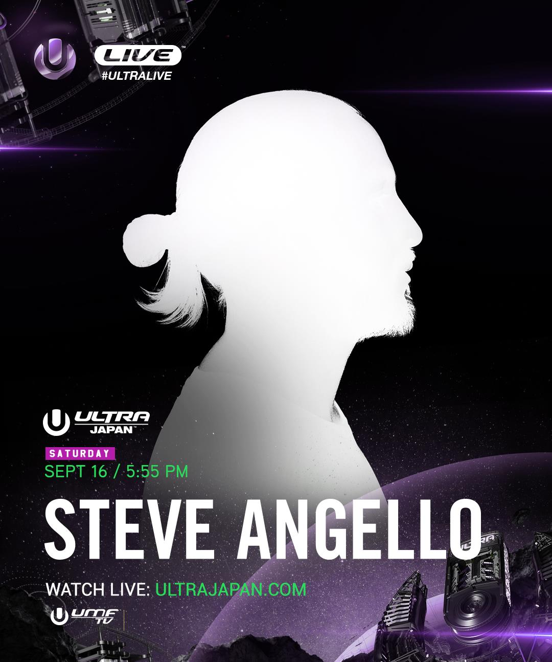 download → Steve Angello - live at Ultra Music Festival 2017 (Japan) - 16-Sep-2017