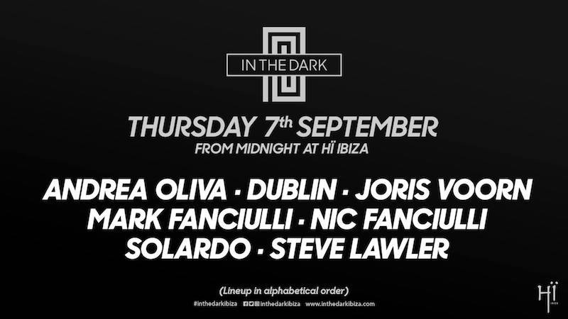 download → Steve Lawler - live In The Dark (HI, Ibiza) - 07-Sep-2017