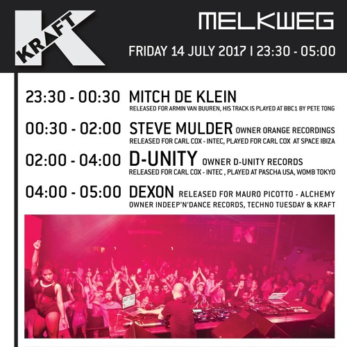 download → Steve Mulder - live at KRAFT (Melkweg, Amsterdam) - 14-Jul-2017