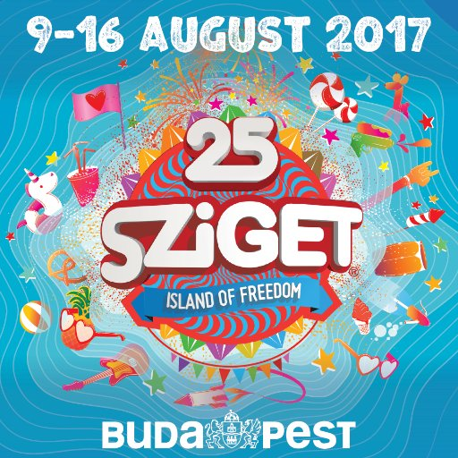 download → Henry Saiz - live at Sziget Festival 2017 (Hungary) - August 2017