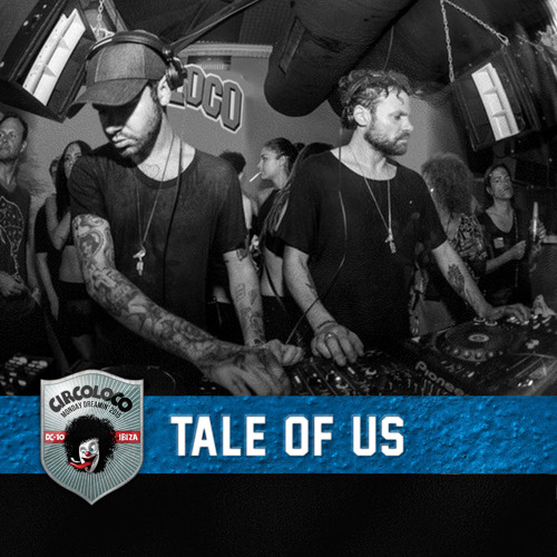 download → Tale of Us - live at Circoloco (Terrace), Dc10, Ibiza - 22-Jun-2015