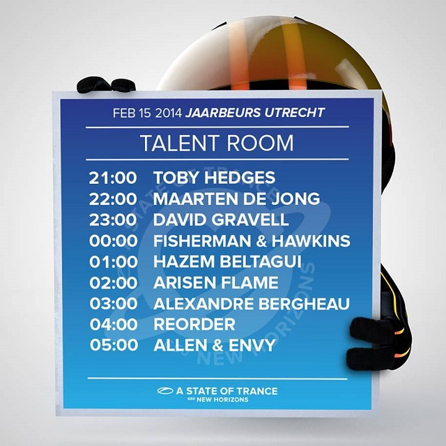 download → Alexandre Bergheau, Arisen Flame, Allen and Envy, Maarten De Jong, Hazem Beltagui, ReOrder, etc - A State Of Trance 650 Utrecht - ASOT 650 TALENT ROOM - 15-Feb-2014