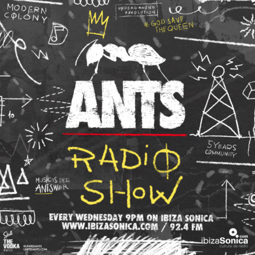 download → Tapesh - ANTS Radio Show on Ibiza Sonica - 20-Sep-2017