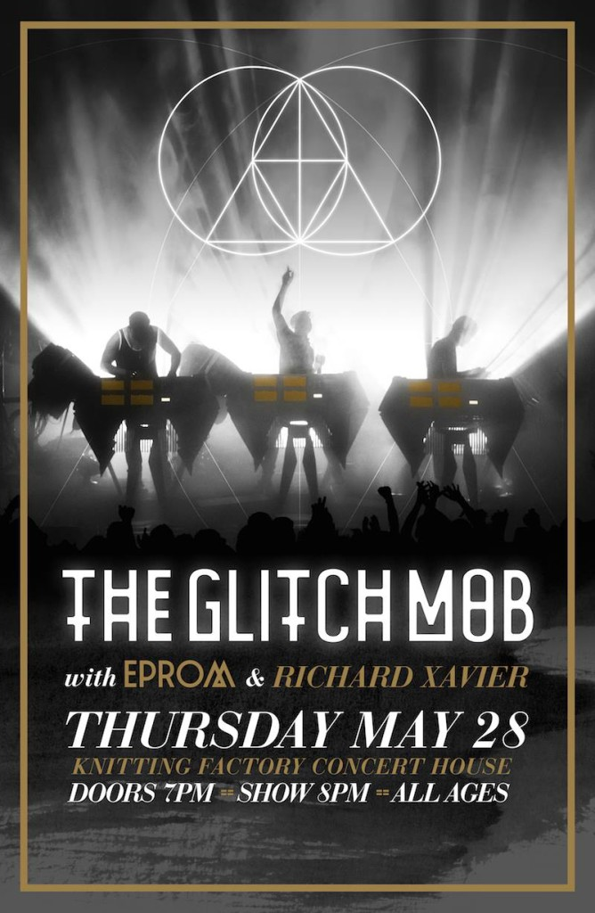 download → The Glitch Mob - Live at Knitting Factory, Reno, NV - 28-May-2015