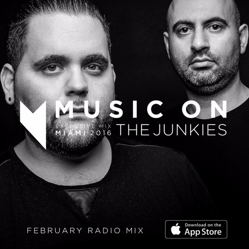 download → The Junkies - Music On Exclusive Radio Mix - 01-Feb-2016
