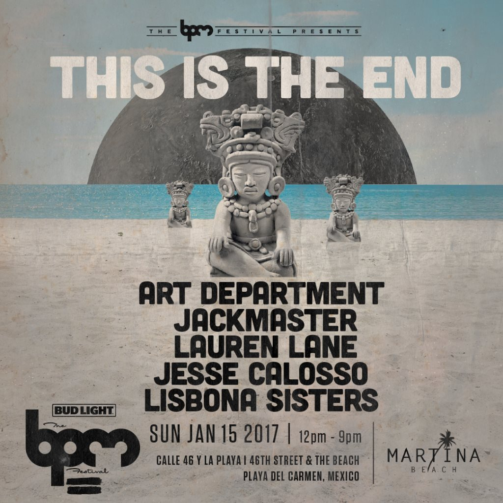 download → Jesse Calosso - live at This Is The End, Martina Beach (THE BPM 2017, Mexico) - 15-Jan-2017