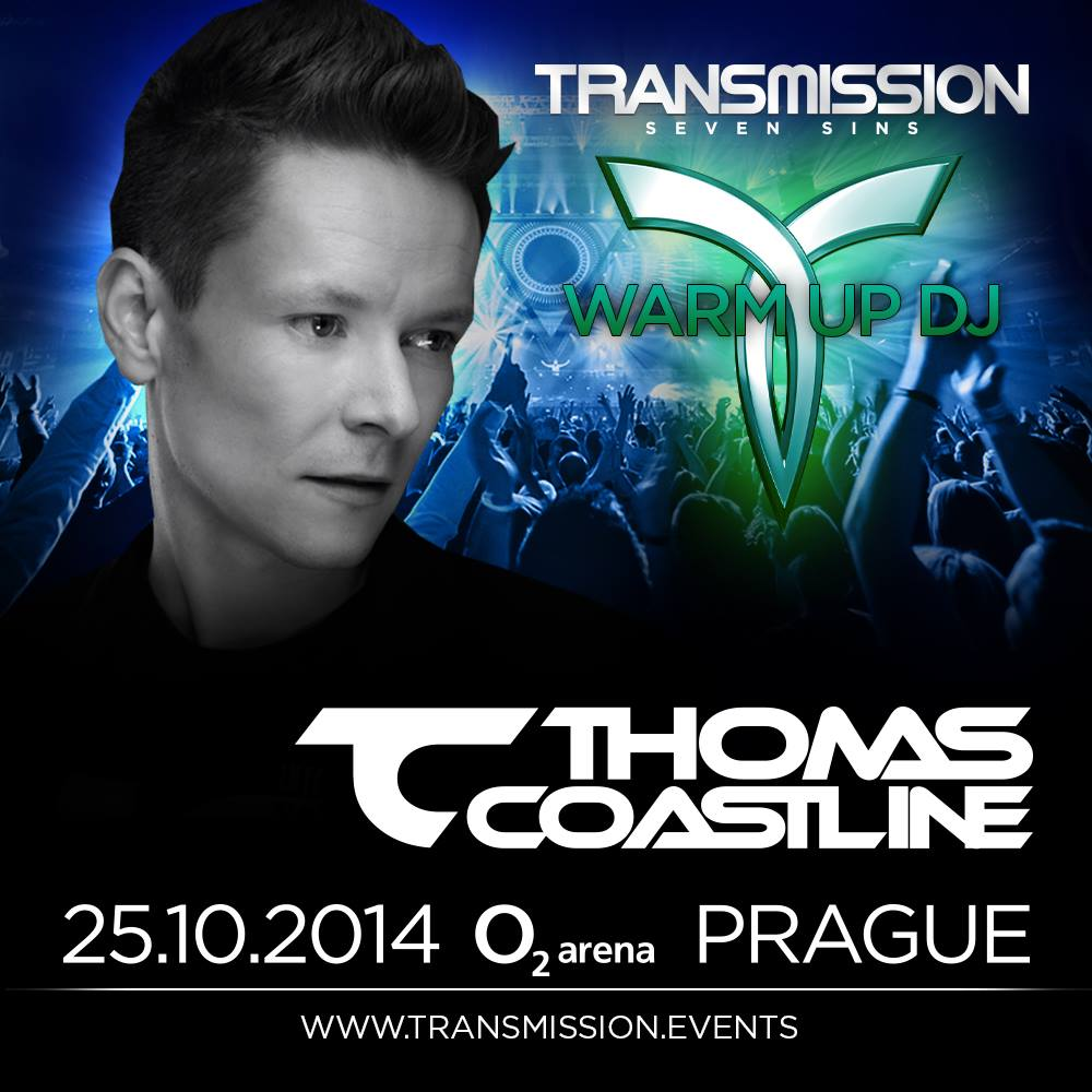 download → Thomas Coastline - Live at Transmission Seven Sins, Prague - 25-Oct-2014