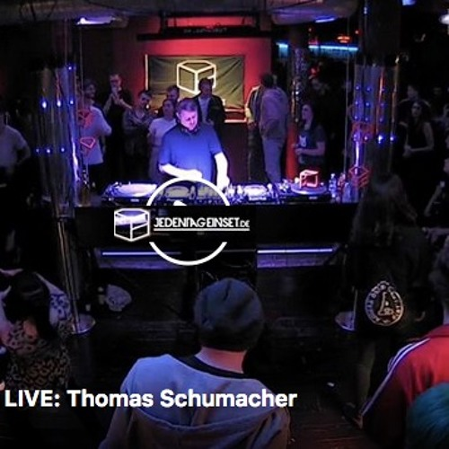 download → Thomas Schumacher - live at JEDENTAGEINSET (Die Rakete, Nurnberg) - 17-Dec-2017