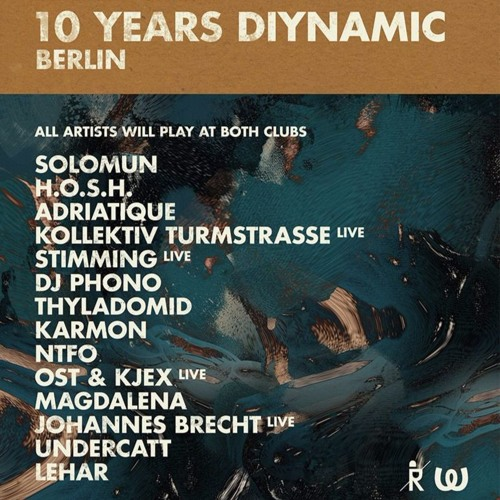 download → Thyladomid - Diynamic Radioshow - April 2016
