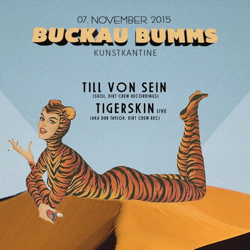 download → Tigerskin aka Dub Taylor - live at Kunstkantine - 07-Nov-2015