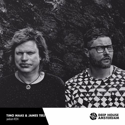 download → Timo Maas & James Teej - DHA Mix 224 - 24-Aug-2016