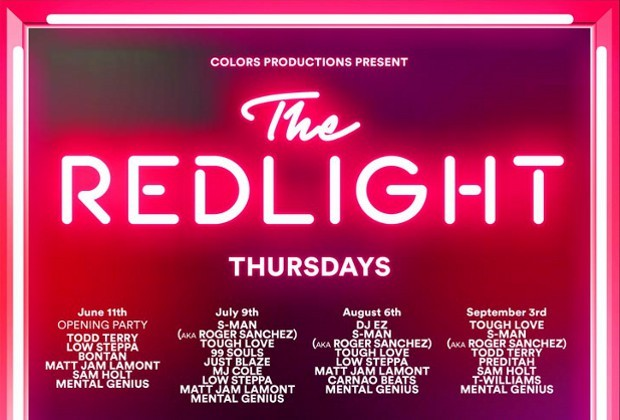 download → Todd Terry - live at The Redlight, Sankeys, Ibiza - 10-Sep-2015