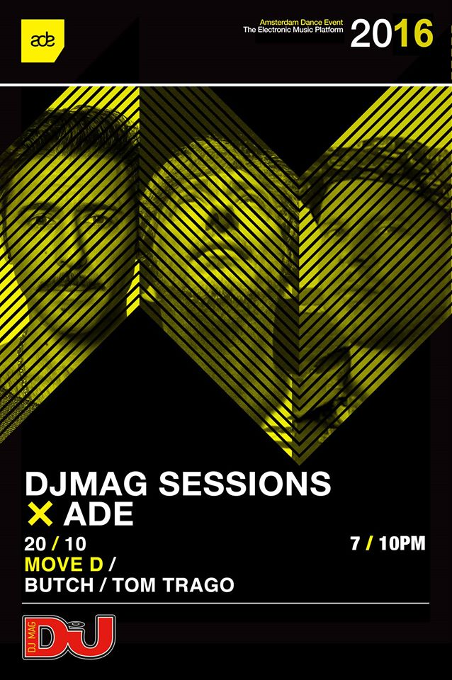 download → Tom Trago - live at DJ Mag Sessions (Amsterdam, ADE 2016) - 20-Oct-2016