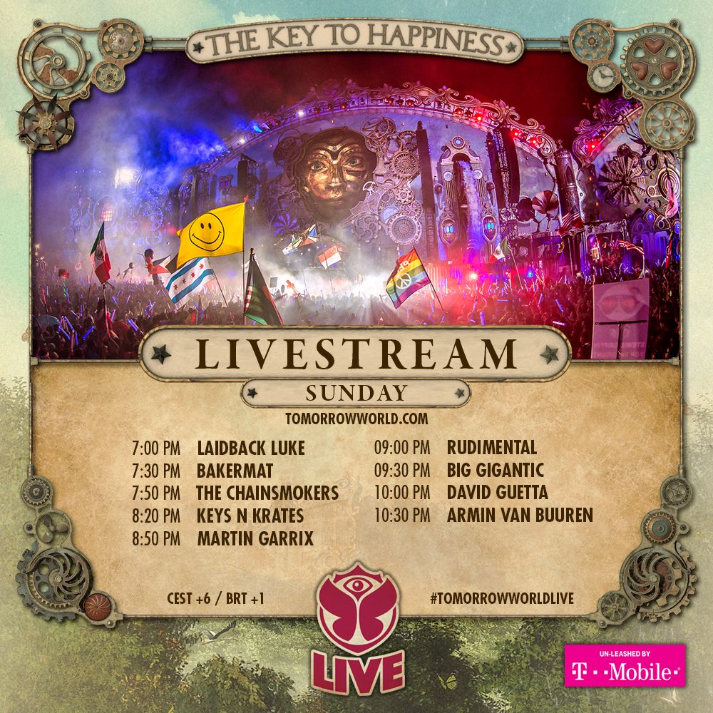 download → Armin Van Buuren, David Guetta, Martin Garrix, Rudimental, Laidback Luke, Big Gigantic, Keys N Krates, etc - Tomorrowworld 2015, Atlanta, Day 3 - 1080p HD - 27-Sep-2015