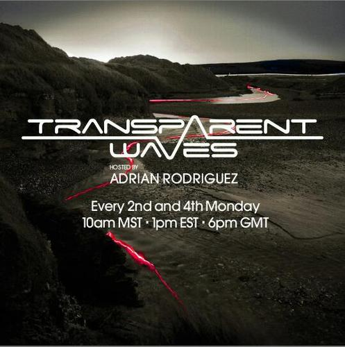 download → Adrian Rodriguez (Guest Ani Onix) - Transparent Waves 017 on TM Radio - 29-Jul-2014