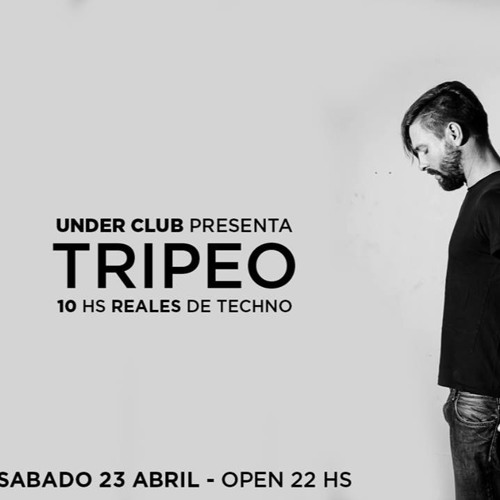 download → Tripeo - live at Under Club (Buenos Aires) - 23-Apr-2016