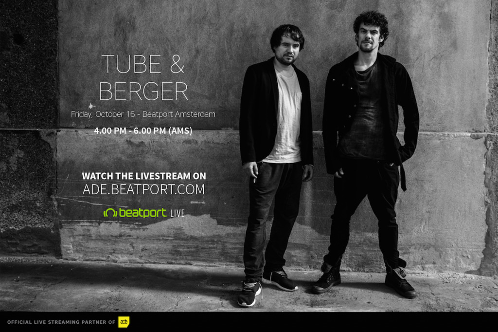 download → Tube and Berger - live at Kittball Showcase, Beatport Studios, ADE 2015 - 16-Oct-2015