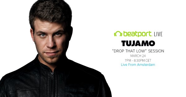 download → Tujamo - live at DROP THAT LOW session (Beatport Amsterdam) - 24-Mar-2016