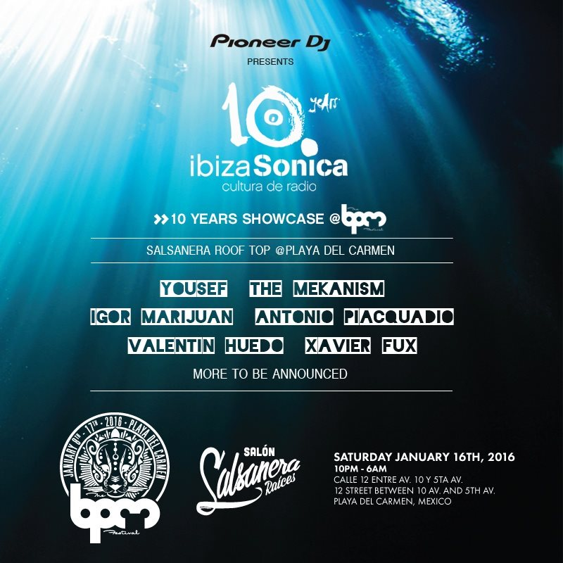 download → Valentin Huedo - Live at 10 Years Ibiza Sonica, La Salsanera (The BPM 2016, Mexico) - 16-Jan-2016