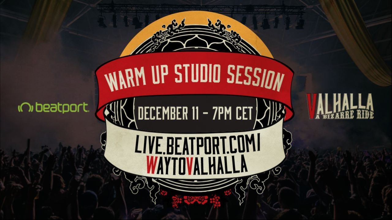 download → De Sluwe Vos - live at Valhalla 2015 Warmup Session (Beatport Amsterdam) - 11-Dec-2015