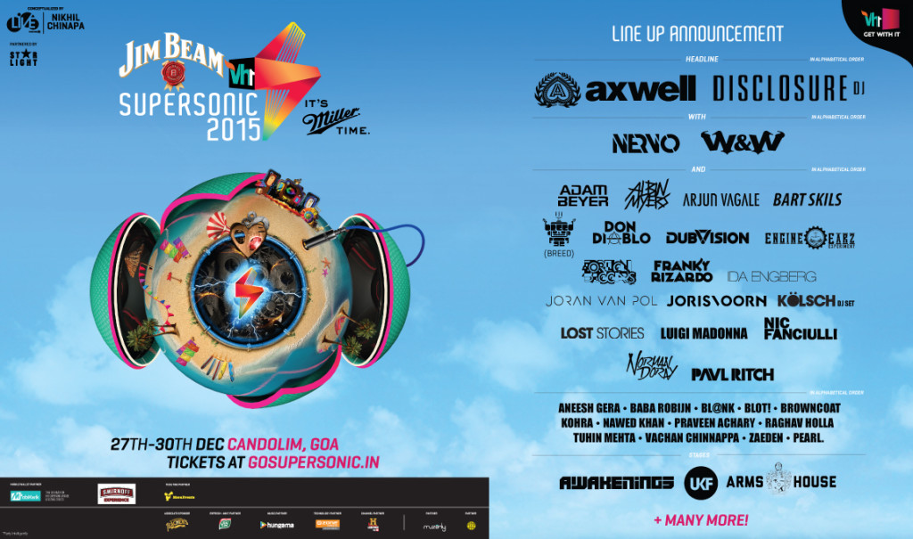 download → live sets and videos from VH1 Supersonic 2015 (Goa, India) - 27-Dec-2015