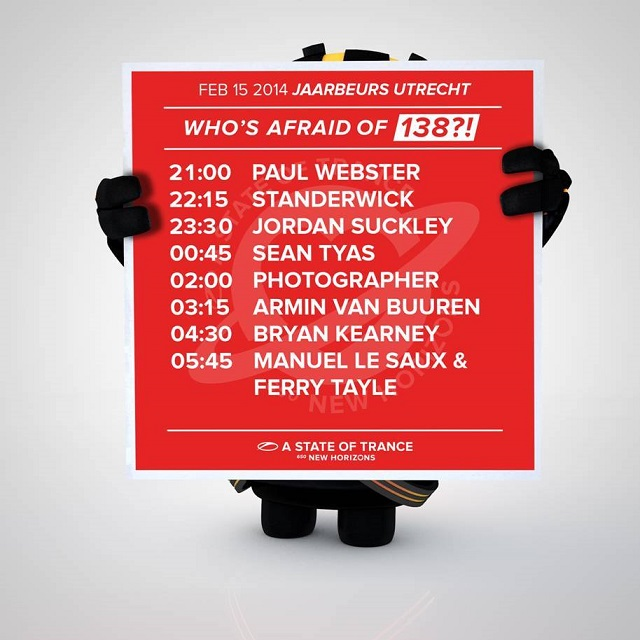 download → Armin Van Buuren, Brian Kearney, Sean Tyas, Jordan Suckley, Ferry Tale & Manuel Le Saux, etc - A State Of Trance 650 Utrecht - ASOT 650 Who's afraid of 138 - 15-Feb-2014