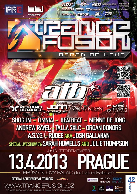 trancefusion prague 2013