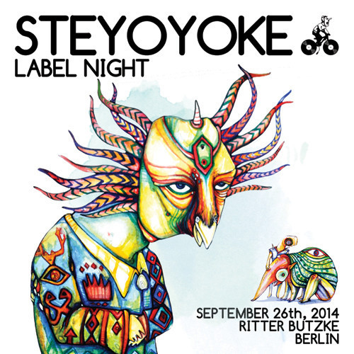download → Eelke Kleijn - Steyoyoke Label Night - Ritter Butzke - 26-Sep-2014