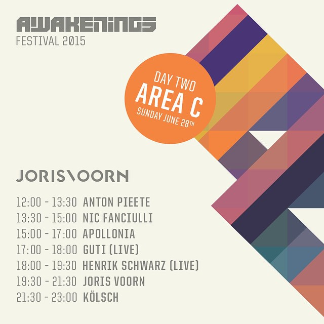download → Apollonia - live at Awakenings 2015, Day 2 Area C, Amsterdam - 28-Jun-2015