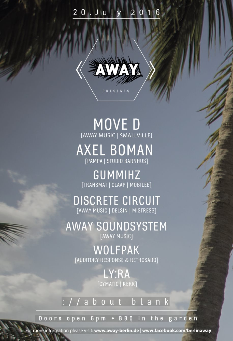 download → Axel Boman & Move D - live at About Blank Garden (Berlin) - 20-Jul-2016