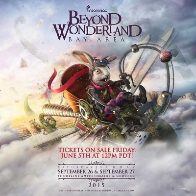 download sets from → Beyond Wonderland 2015 - Bay Area