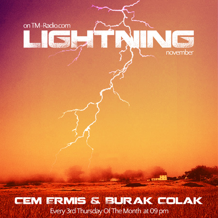 Lightning :: Episode 004 (aired on November 17th, 2011) banner logo