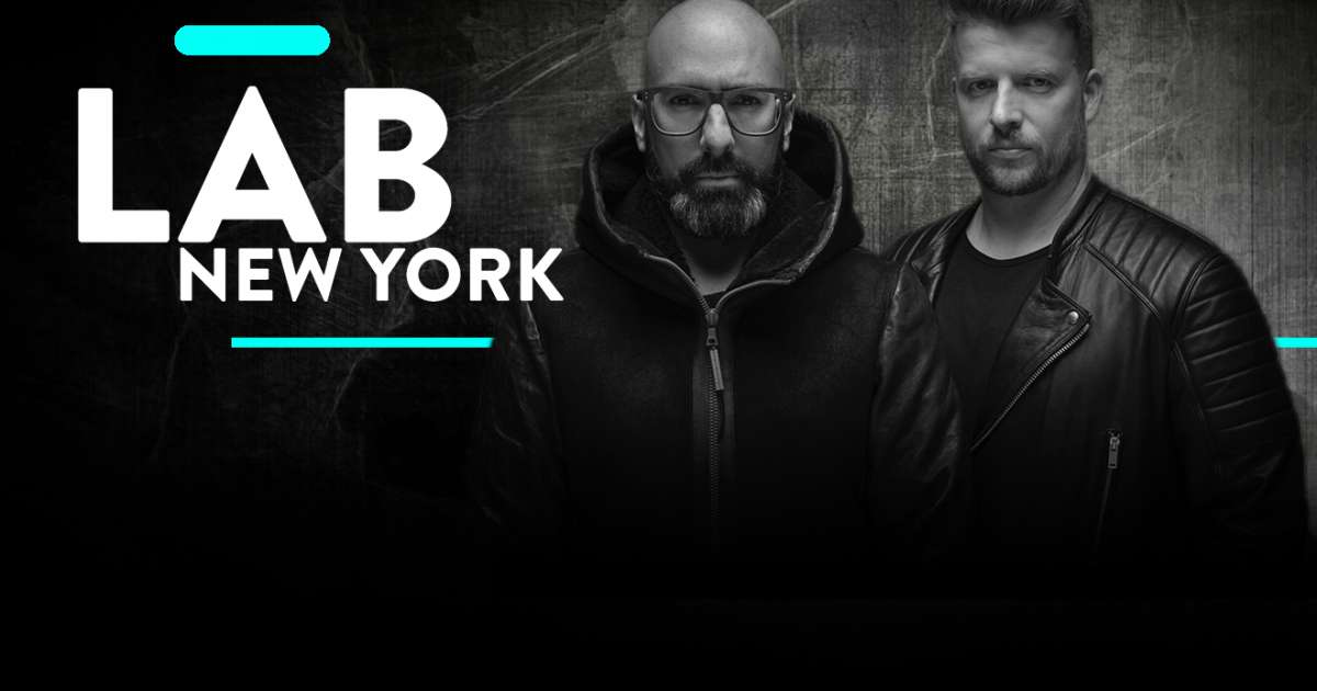 Chus & Ceballos - Live @ Mixmag The Lab NYC (New York, United States) - 01-Mar-2019