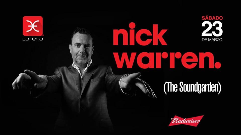 download → Nick Warren - Live @ La Feria (Santiago, Chile) - 23-Mar-2019