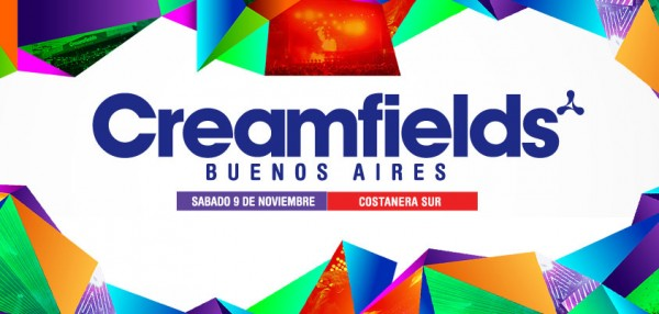 download livesets from Creamfields Buenos Aires 2013