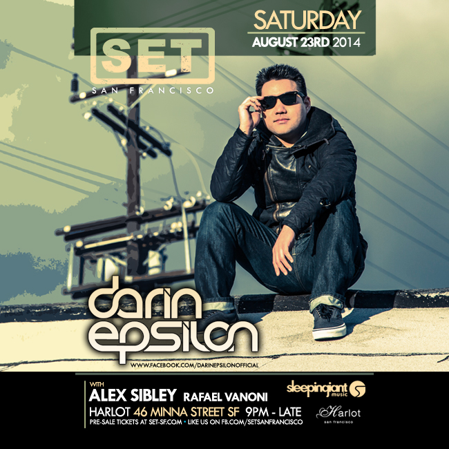 download → Darin Epsilon - Live at SET, Harlot (San Francisco) - 23-Aug-2014