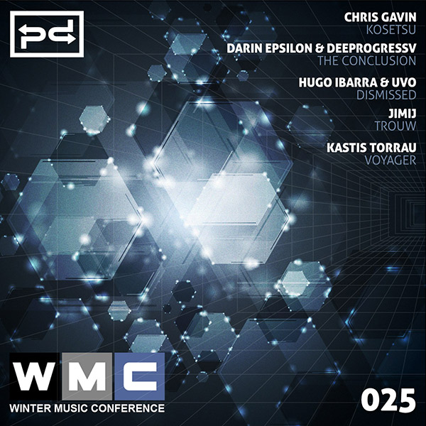 Perspective WMC 2014 Sampler on Soundcloud