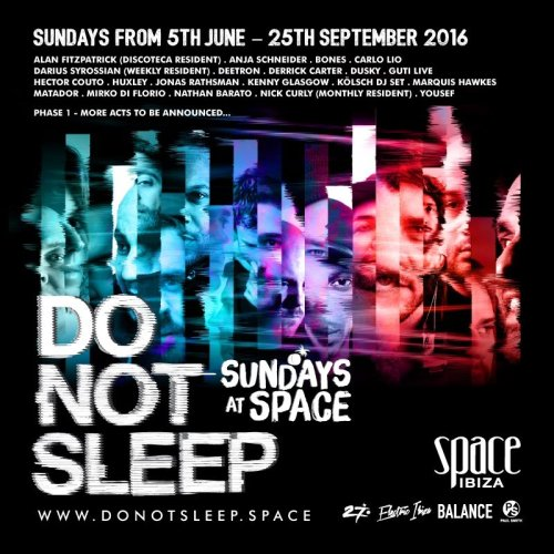 download → Yousef - live at Do Not Sleep (Space, Ibiza) - 05-Jun-2016