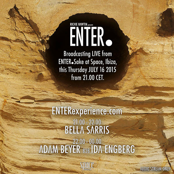 download → Adam Beyer B2B Ida Engberg - Live At ENTER.Sake, Week 3, Space (Ibiza) - 16-Jul-2015