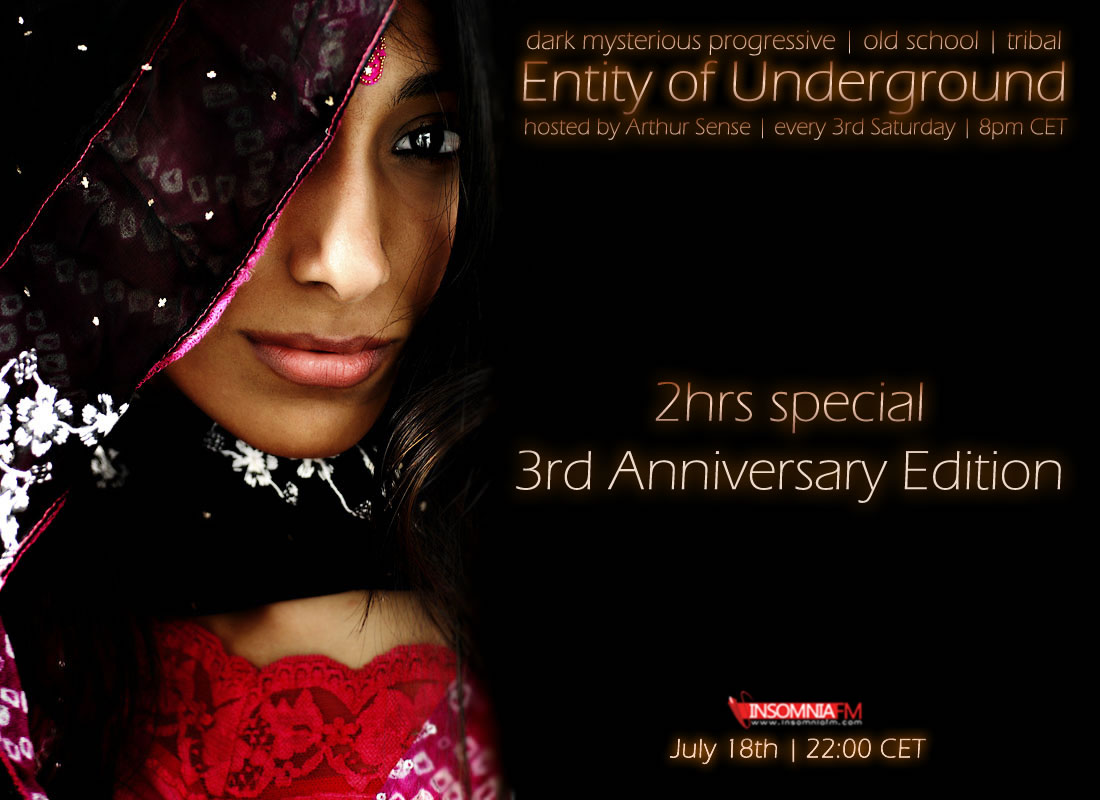 download → Arthur Sense - Entity of Underground 3rd Anniversary (2hrs Special) on Insomniafm - July 2014