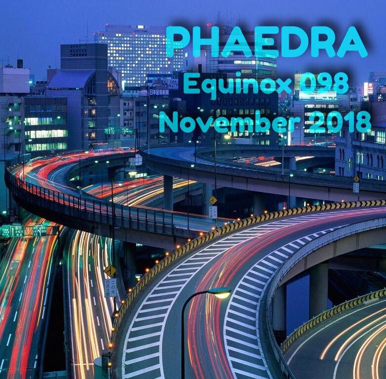download → Phaedra - Equinox 098 November 2018 - 14-Nov-2018