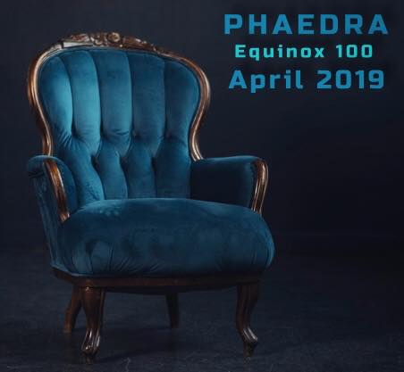 download → Phaedra - Equinox 100 April 2019 - 22-Apr-2019