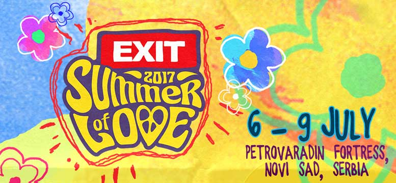 Solomun, Nina Kraviz, Noisia, Booka Shade, Jamie Jones, Faithless, Hot Sinc 82, etc - live at Exit Festival 2017 (Novi Sad, Serbia) - July 2017