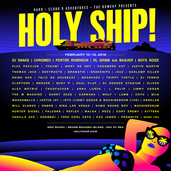 download → Holy Ship 2016