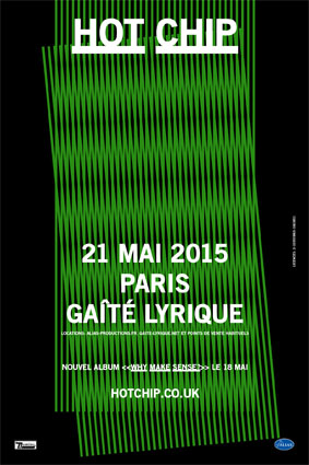 download → Hot Chip - live at la Gaite Lyrique, Paris - 21-May-2015