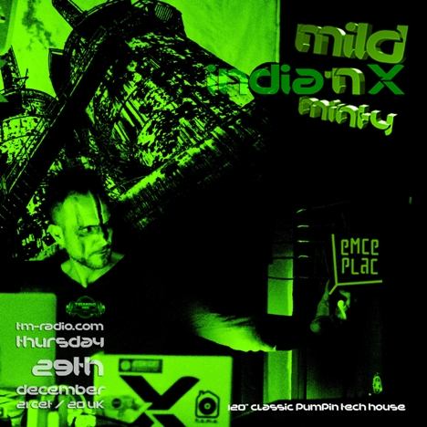 download → indianX - Mild 'N Minty NX3 on TM Radio - 29-Dec-2016