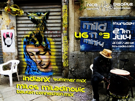 download → indianX, Milos Miladinovic - Mild 'N Minty on TM Radio - 27-Jul-2017