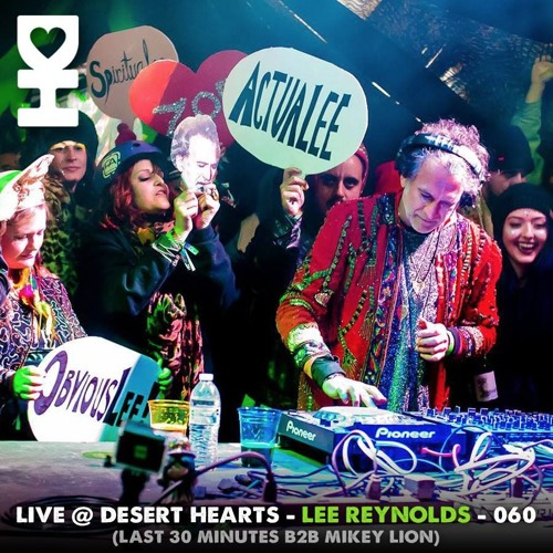 download → Lee Reynolds - live at Desert Hearts 2016 (USA) - March 2016
