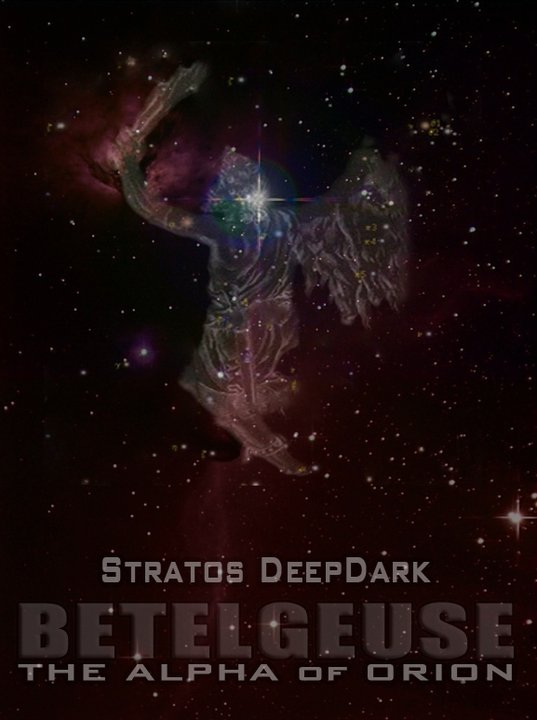 TribalMixes presents :: Betelgeuse: The Alpha of Orion (aired on August 22nd, 2011) banner logo